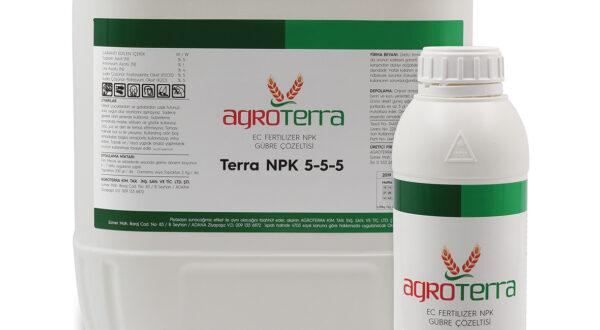 Terra NPK 5-5-5